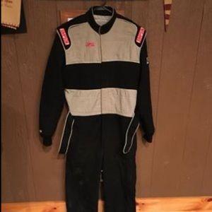 Simpson Racesuit